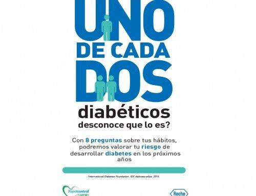 Detección precoz de riesgo de diabetes tipo 2 en farmacias