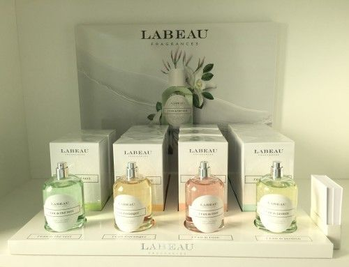 Fragancias Labeau: Nuevas colonias de venta exclusiva en Farmacias