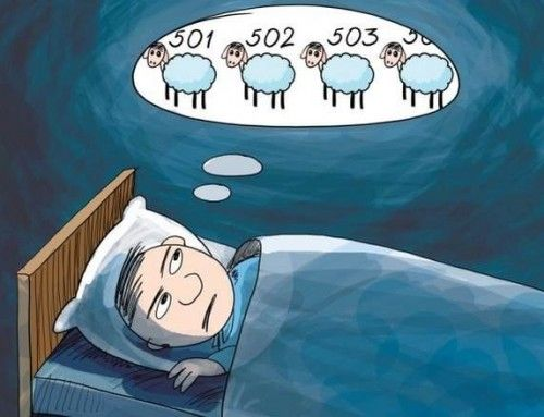 Higiene del sueño