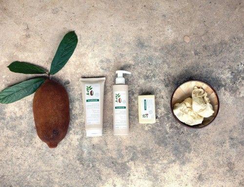 Apostamos por lo natural, Klorane corporal con manteca de Cupuaçu bio